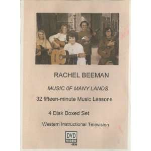 Rachel Beeman   Music Of Many Lands   32 Fifteen Minute Music