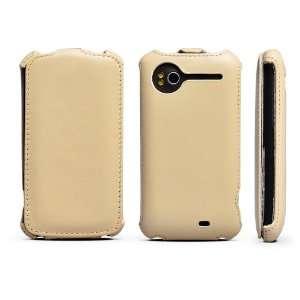 Rock European Leather Flip Cover Case HTC Sensation 4G