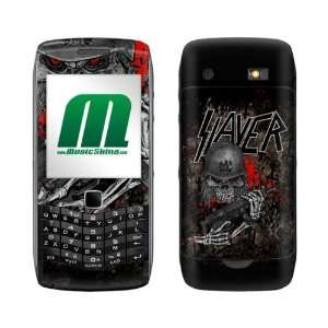 ... MusicSkins MS SLAY20251 BlackBerry Pearl 3G 9100: Home ...