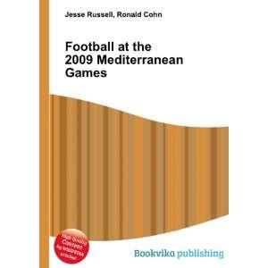 Football at the 2009 Mediterranean Games Ronald Cohn
