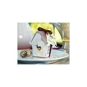 Sweet Bird House Favor Box