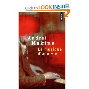 La Musique dUne Vie (French Edition) (9782020542852
