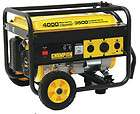 Watts Max   3200 Watts Rated Portable Gas Generator   FREE SHIP