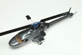 KDS Model 450 6Ch RC Helicopter with AIR WOLF FUSELAGE