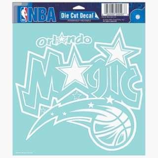 NBA Orlando Magic 8 X 8 Die Cut Decal