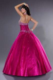 Halter Beaded Quinceanera Dress Wedding Bridal Gown Ball Prom dress