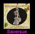 waterford 12 days christmas ornaments