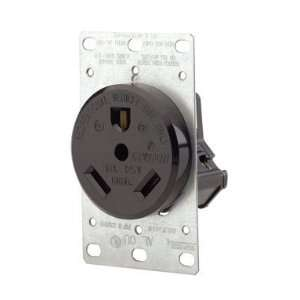 5 each: Leviton Flush Mount Recreation Vehicle Receptacle