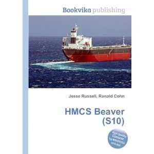 HMCS Beaver (S10) Ronald Cohn Jesse Russell Books