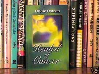 Dodie osteen healing scriptures on cd