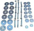 60 64 Chevy Impala Convertible Body Mount Bolt Kit