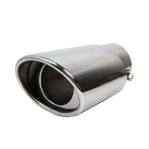 Honda CRV Chrome Stainless Steel Exhaust Muffler Tip 07 2011