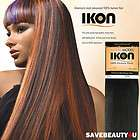 14, 18 Model Model Dream Weaver IKON 100% Human Hair Weaving Yaki