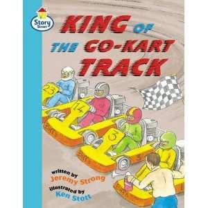 King of the Go Kart Race Story Street Fl (Literary land