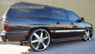 26 Wheels, Rims Ford,escalade GMC Chevy Yukon Tahoe