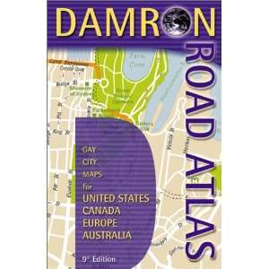 DAMRON ROAD ATLAS 9TH ED.  P (Damron City Guide
