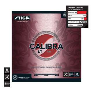 New Stiga Calibra LT Plus Table Tennis Ping Pong Rubber