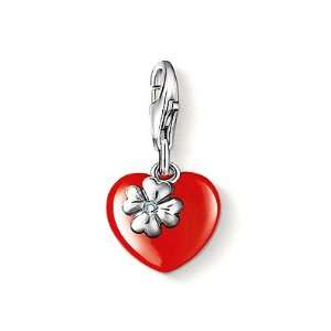 Thomas Sabo Heart Charm, Sterling Silver Thomas Sabo
