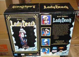 CHAOS LADY DEATH STATUE 18 TALL NEW NOT SIDESHOW
