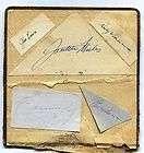 CASSIUS CLAY, ROCKY MARCIANO & JOE LOUIS vintage signatures Muhammad