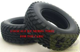 TIRES Jeep Wrangler Ford Bronco M1025 Hummer TA01 TA02 Tyre RC