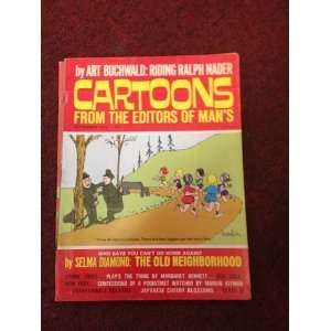 CARTOONS  FROM THE EDITORS OF MANS    CARTOON MAGAZINE: MAN: Books