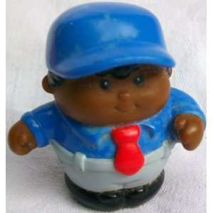People African American Boy Replacemen Figure Doll oy oys & Games