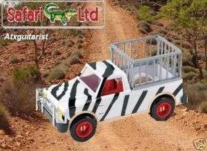 SAFARI LTD. Wild Life ADVENTURE TRUCK 297629 BRAND NEW
