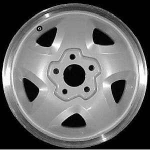 95 97 GMC JIMMY ALLOY WHEEL RIM 15 INCH SUV, Diameter 15, Width 7 (5