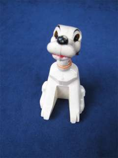 Vintage Plastic Toy Dog Head & Mouth Move JVC Company