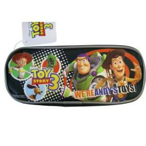 Disney 8in Andys Toys Black Toy Story Pencilbag   Toy Story Pencil