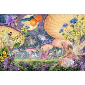 Ravensburger Fairy Ring Jigsaw Puzzle, 300pc Toys & Games