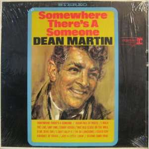 Somewhere Theres A Someone (Record Album) Dean Martin Music