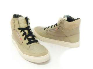 New DIESEL Brand Mens Claw King Leather Casual Fashion Sneakers Shoes