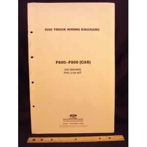 Wiring Diagrams / Schematics Ford Motor Company  Books