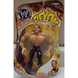 WWE Flexems Series 14 Shawn Michaels Action Figure Toys & Games