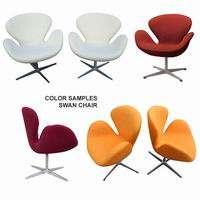 Swan Chair Custom Made High Quality Chair