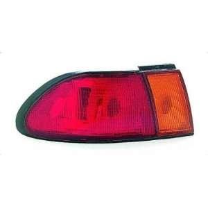 Get Crash Parts Ni2801125 Tail Lamp Combination, Passenger