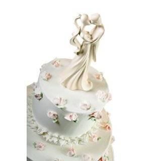 Weddingstar Contemporary Love Birds Cake Topper: Kitchen & Dining