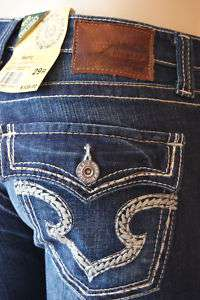 BIG STAR JEANS REMY LOW RISE BOOT CUT