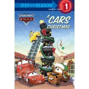 A Cars Christmas (Disney/Pixar Cars) (Step into Reading