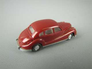 Vintage Wiking Germany BMW 501 Diecast Plastic Toy Car