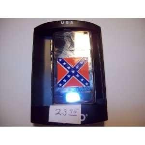 Confederate Flag Zippo Lighter