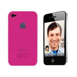 Rose Red Replicase Hard Crystal Air Jacket Case iPhone 4 4G 16GB 32GB