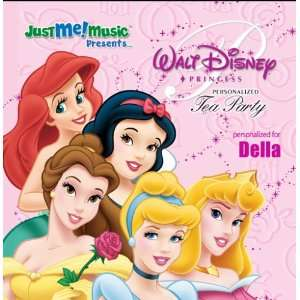 Disney Princess Tea Party Della Music