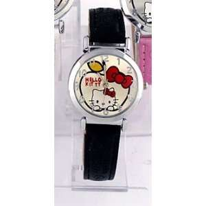 Miss Peggy Jos   Hello Kitty Childs Classic Style Quartz Watch bezel