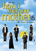 How I Met Your Mother The Complete Season 5 (DVD)