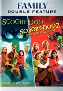 Scooby Doo The Movie/Scooby Doo 2 Monsters Unleashed (DVD