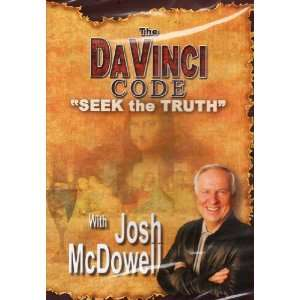 The DaVinci Code Seek the Truth Josh McDowell Movies & TV