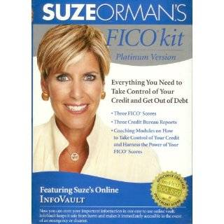 to Take Control of Your Credit and Get Out of Debt Suze Orman Books